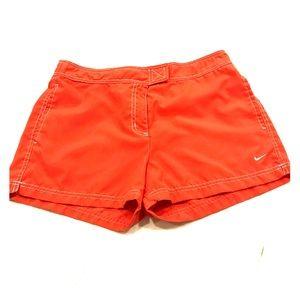 Nike board shorts size medium (8-10)